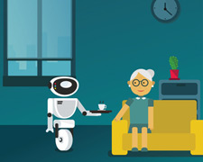 Robots: The Future of Assisted Living?